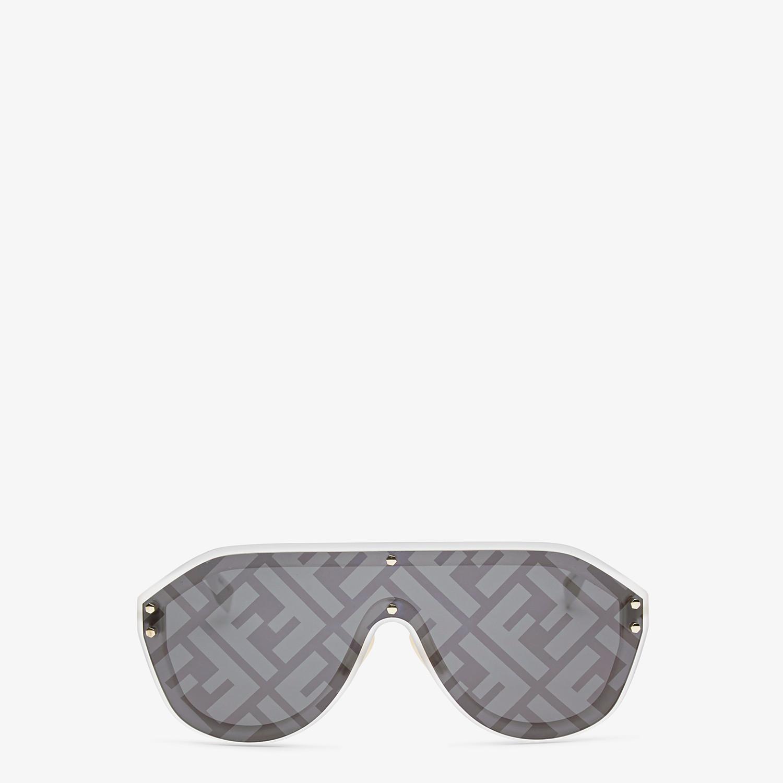 FENDI FENDI FABULOUS - Gray sunglasses - view 1 detail