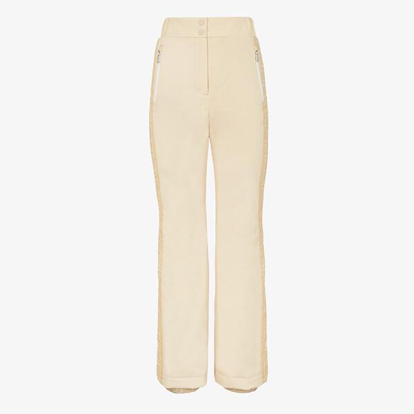 Pantalon en nylon blanc