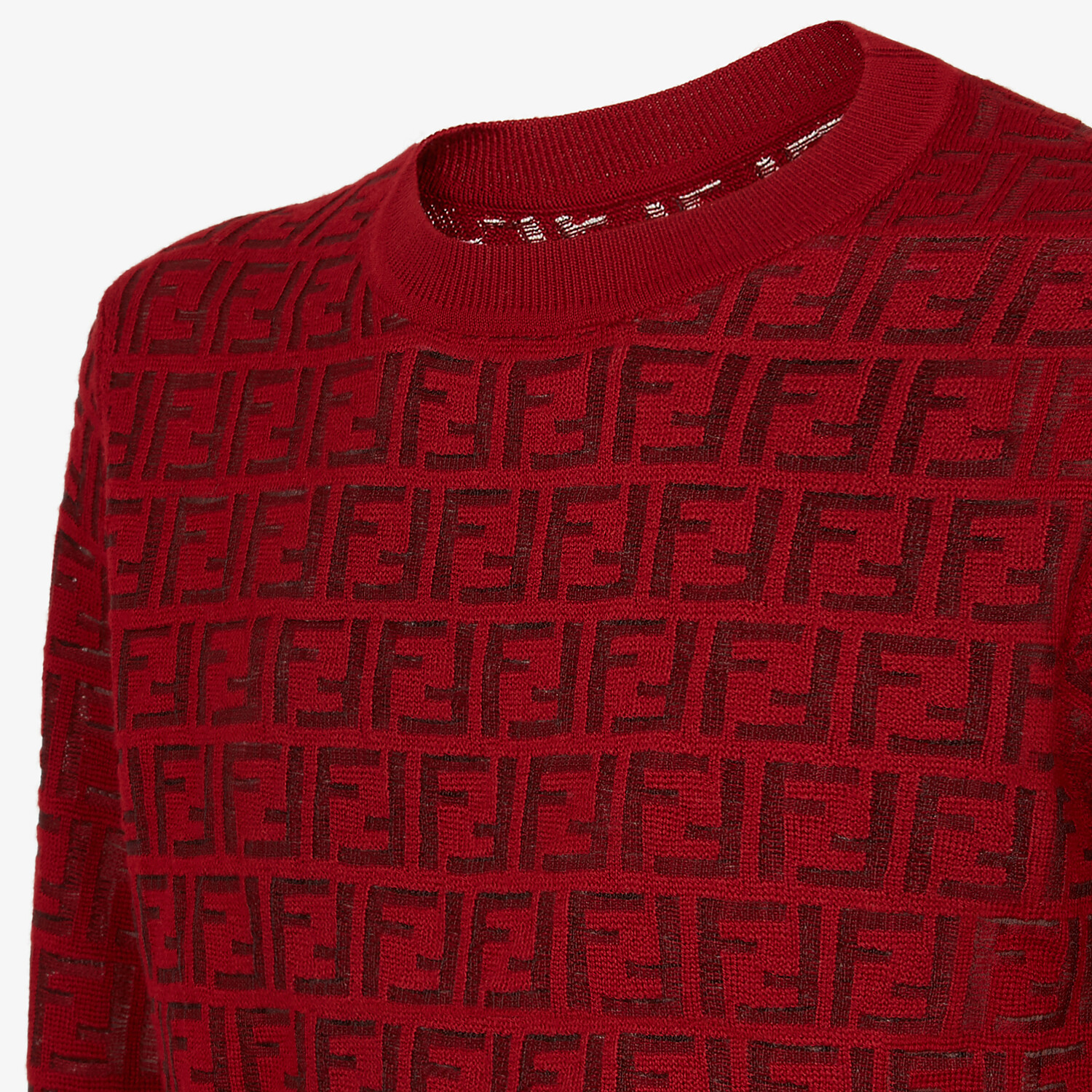 FENDI SWEATER - Sweater from the Lunar New Year Limited Capsule Collection - view 3 detail