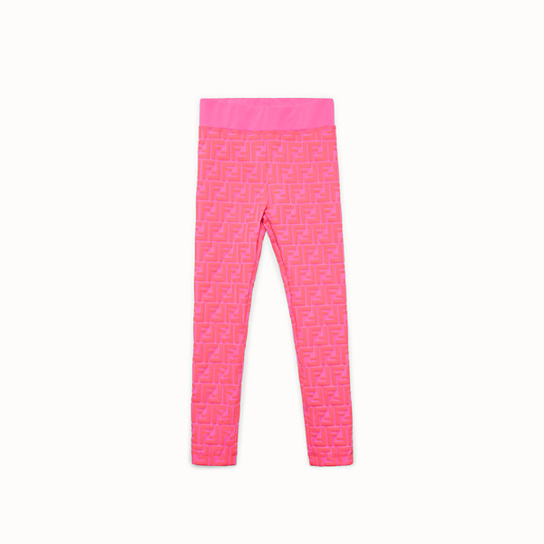 FENDI LEGGING - Legging Fendi Prints On avec logo FF - view 1 small thumbnail