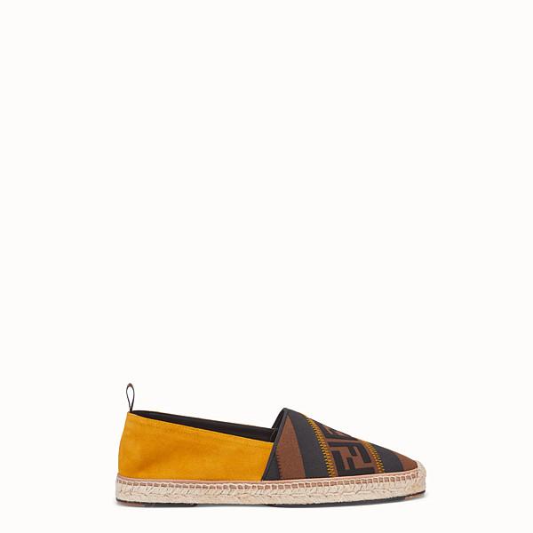 a71bd902e Men's Designer Loafers & Slippers | Fendi