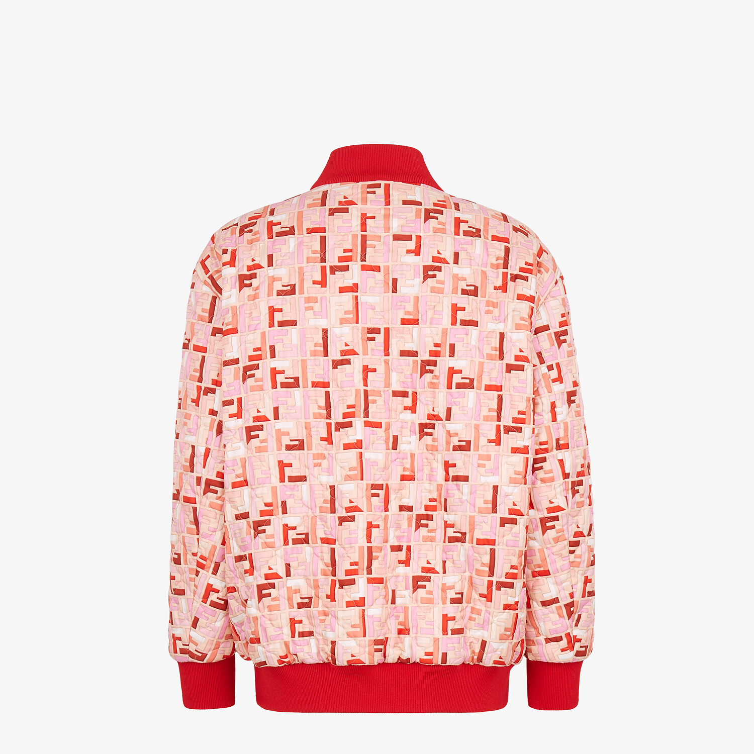 FENDI JACKET - Bomber Jacket from the Lunar New Year Limited Capsule Collection - view 2 detail