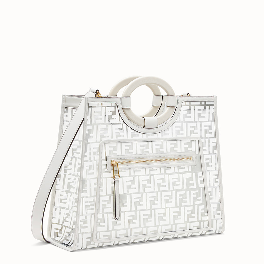 FENDI RUNAWAY SHOPPING - Shopper aus PU - view 2 detail