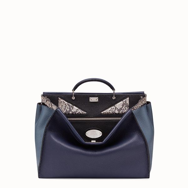 new style af885 bc86b メンズ デザイナーズ本革バッグ | Fendi