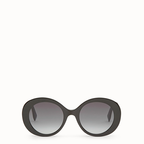 FENDI PEEKABOO - Black sunglasses - view 1 small thumbnail