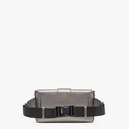 FENDI BAGUETTE - Tasche aus Leder in Grau - view 3 thumbnail