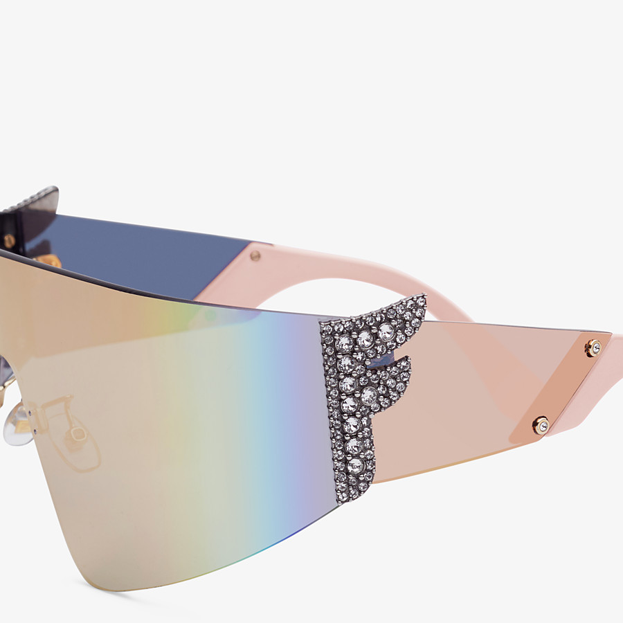 FENDI FFREEDOM - Fendi Prints On sunglasses - view 3 detail
