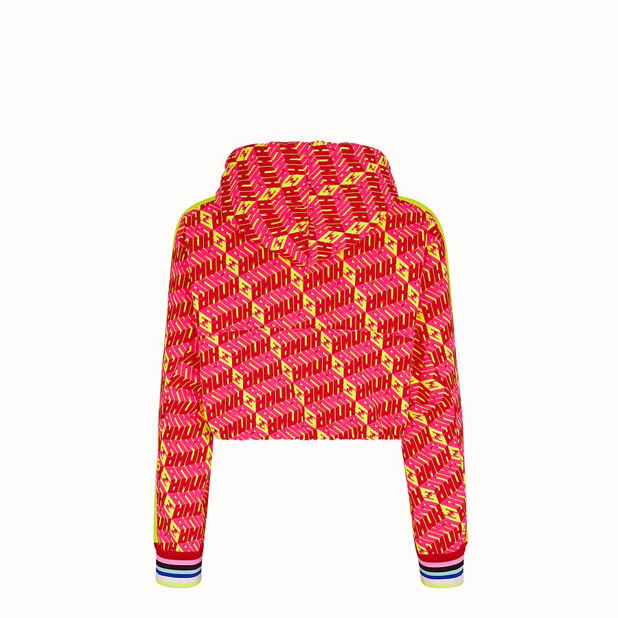 FENDI SWEATSHIRT - Fendi Roma Amor cotton sweatshirt - view 2 detail