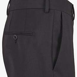 FENDI KLEID - Anzug aus Wolle in Schwarz - view 5 thumbnail