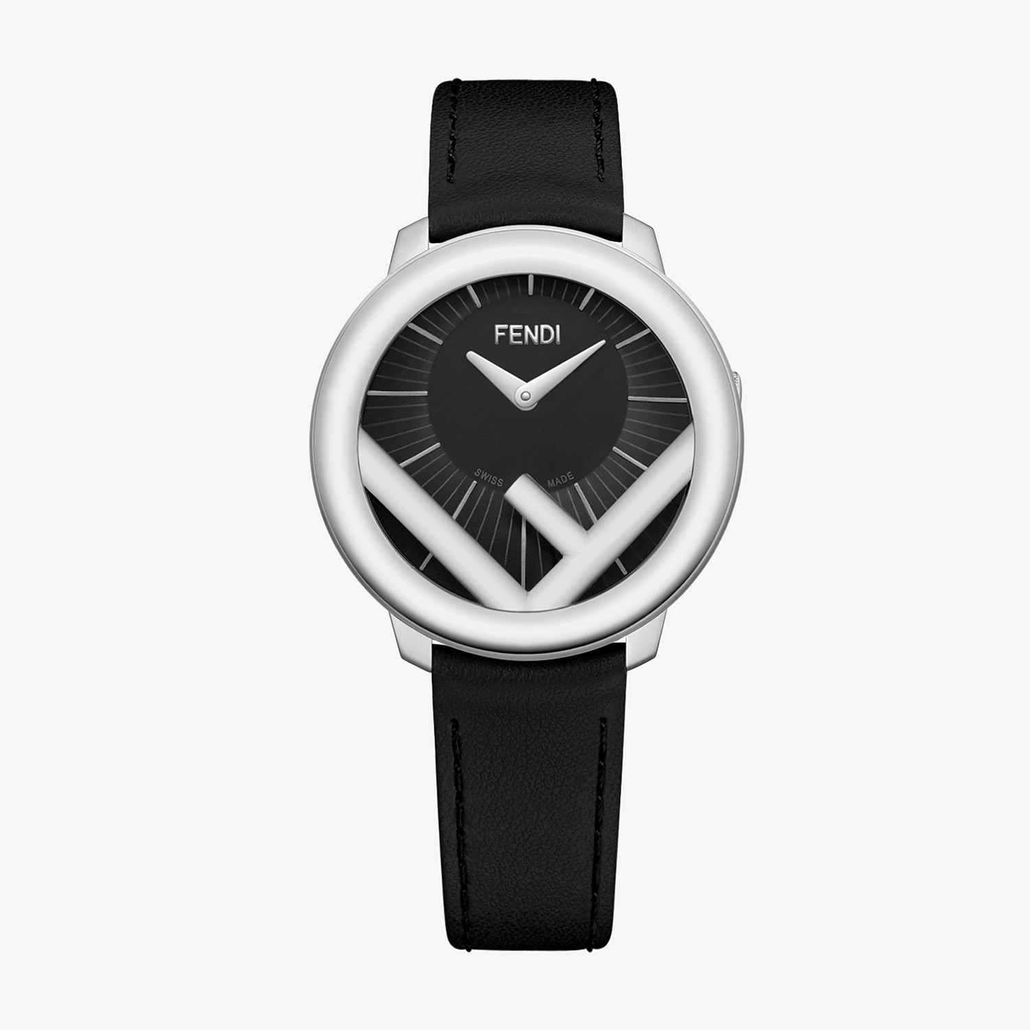 FENDI RUNAWAY - Watch with F is Fendi logo - view 1 detail