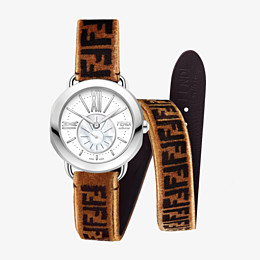 FENDI SELLERIA STRAP YOU - Interchangeable double tour strap - view 2 thumbnail