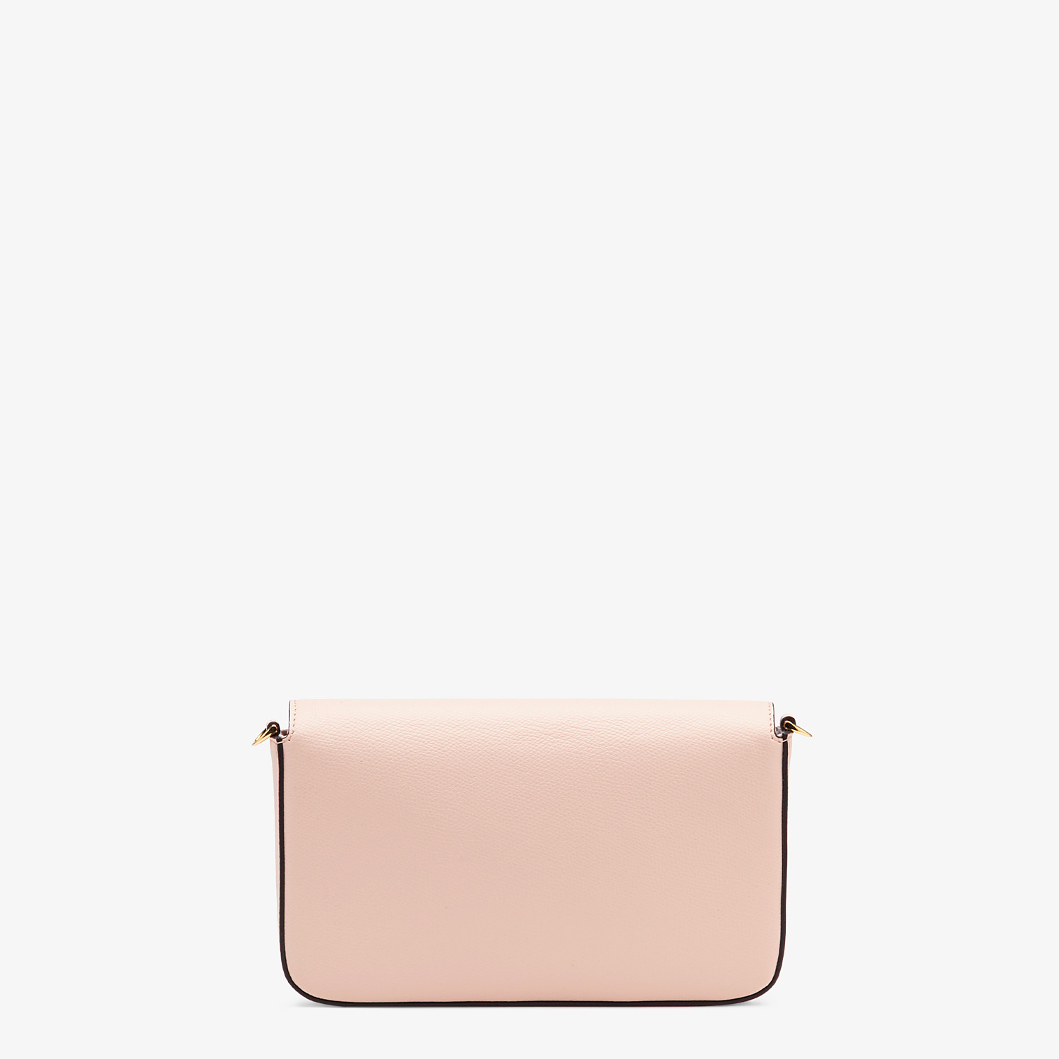 FENDI WALLET ON CHAIN MIT POUCHES - Mini-Tasche aus Leder in Rosa - view 4 detail