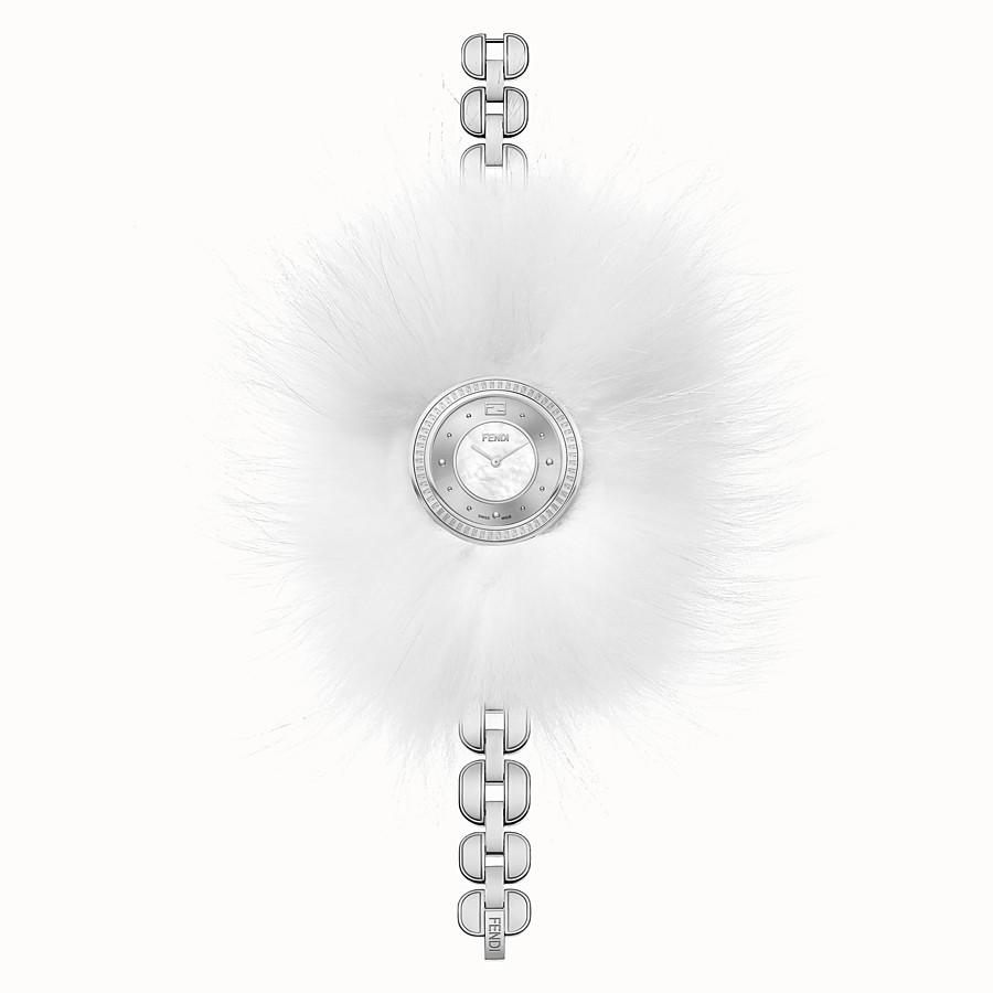 FENDI FENDI MY WAY - 36 mm - Watch with fur Glamy - view 2 detail