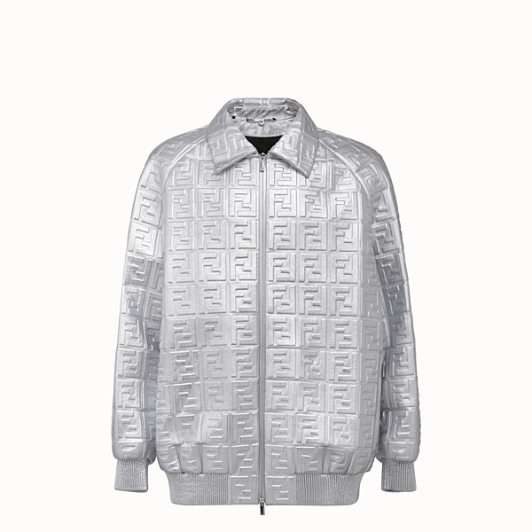 FENDI BOMBER - Fendi Prints On leather bomber - view 1 small thumbnail