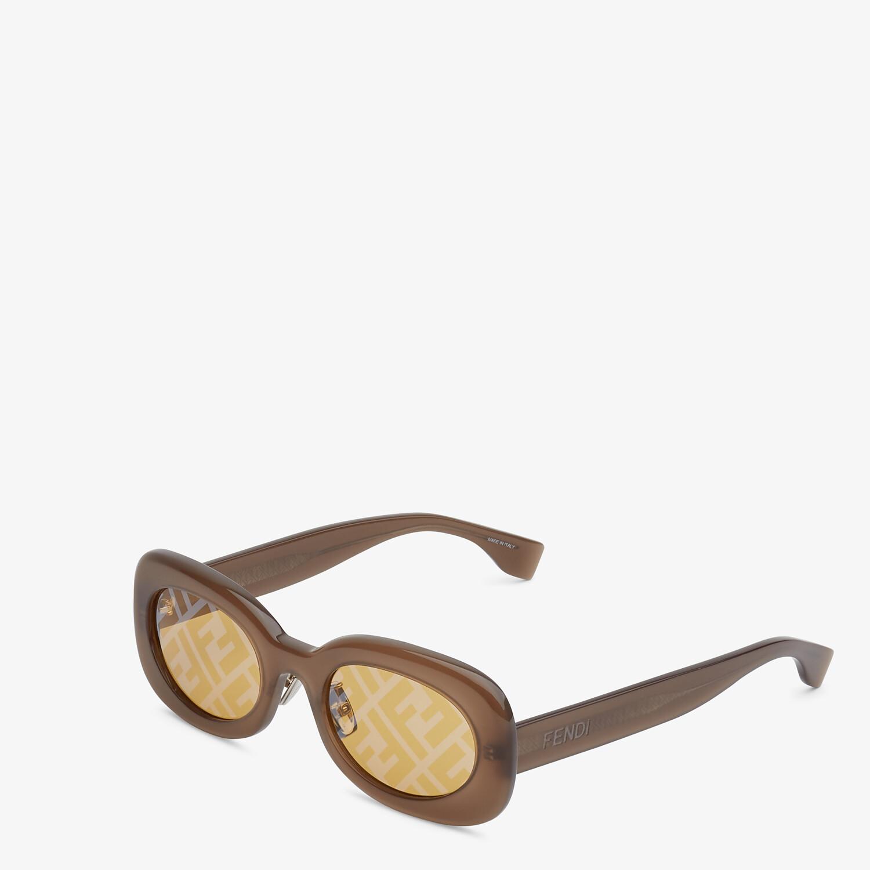 FENDI FENDI SHADES - Fashion Show Sunglasses - view 2 detail