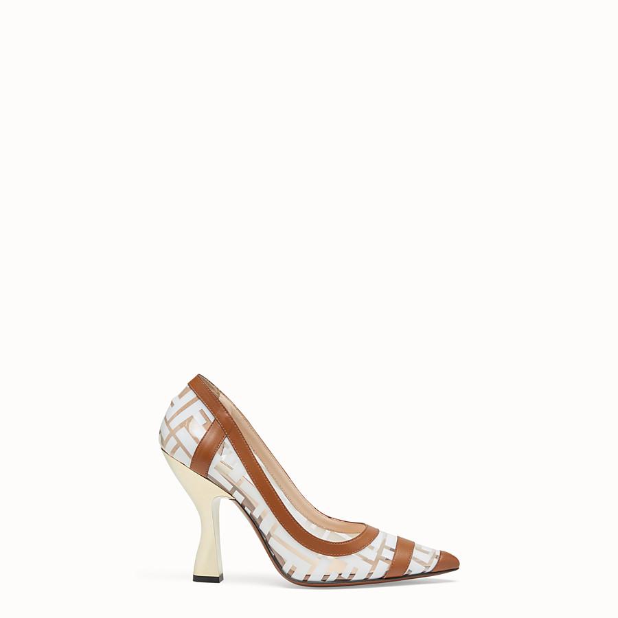 20360218352 Leather Heels and Pumps - Women's Designer Shoes   Fendi