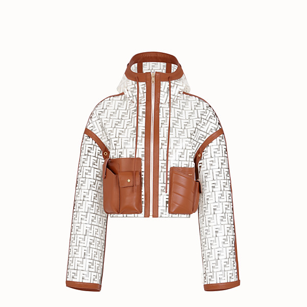 FENDI BLOUSON - PU-Jacke - view 1 small thumbnail
