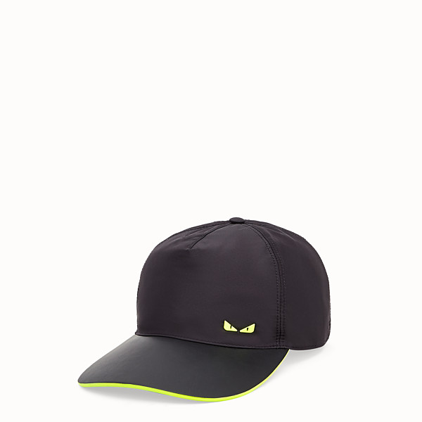 FENDI HAT - Tech fabric baseball cap - view 1 small thumbnail