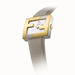 FENDI FENDIMANIA - 24x20mm– Uhr mit eingesetztem Logo FF - view 3 thumbnail