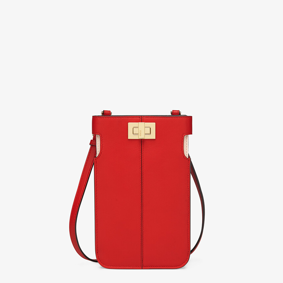 FENDI PEEK-A-PHONE - Pouch from the Lunar New Year Limited Capsule Collection - view 1 detail