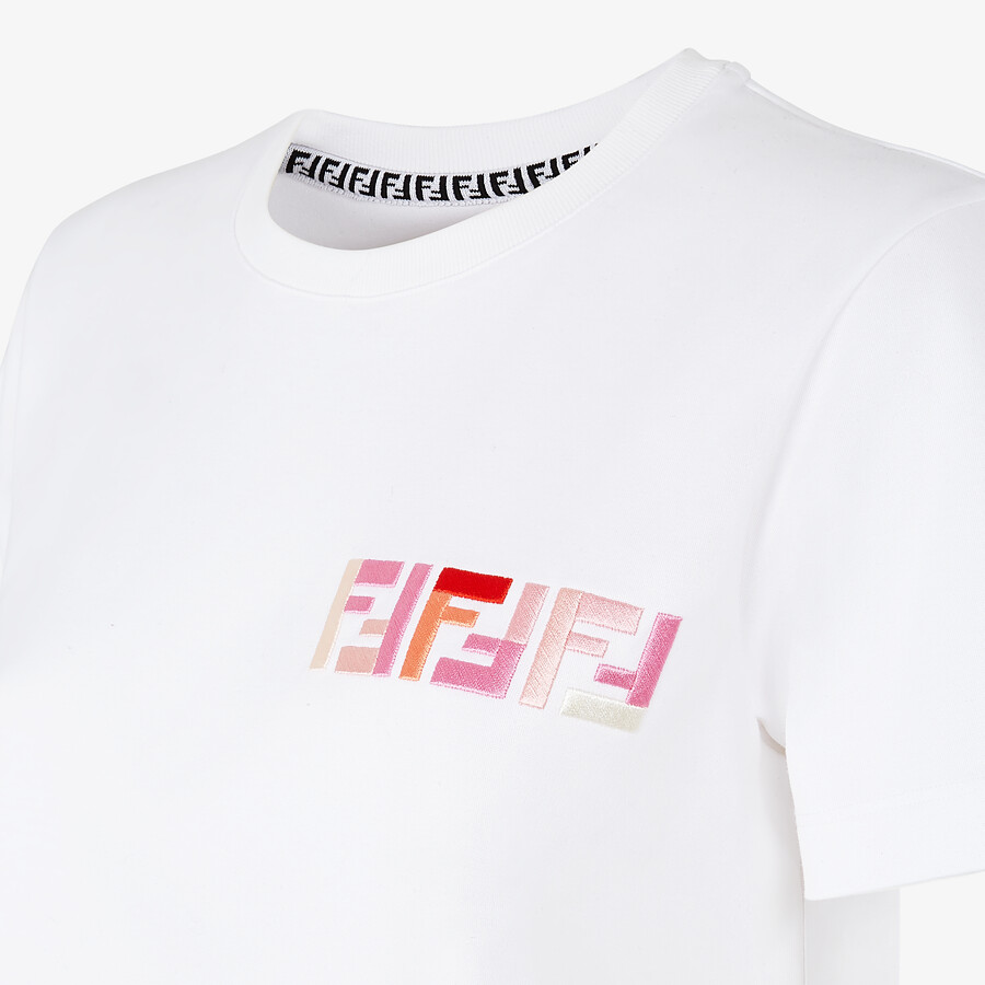 FENDI T-SHIRT - T-shirt from the Lunar New Year Limited Capsule Collection - view 3 detail