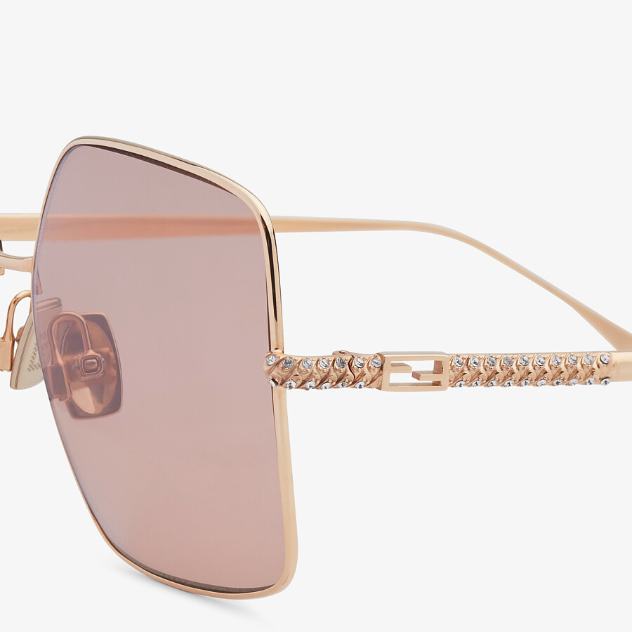 FENDI BAGUETTE - Glasses from the Lunar New Year Limited Capsule Collection - view 3 detail