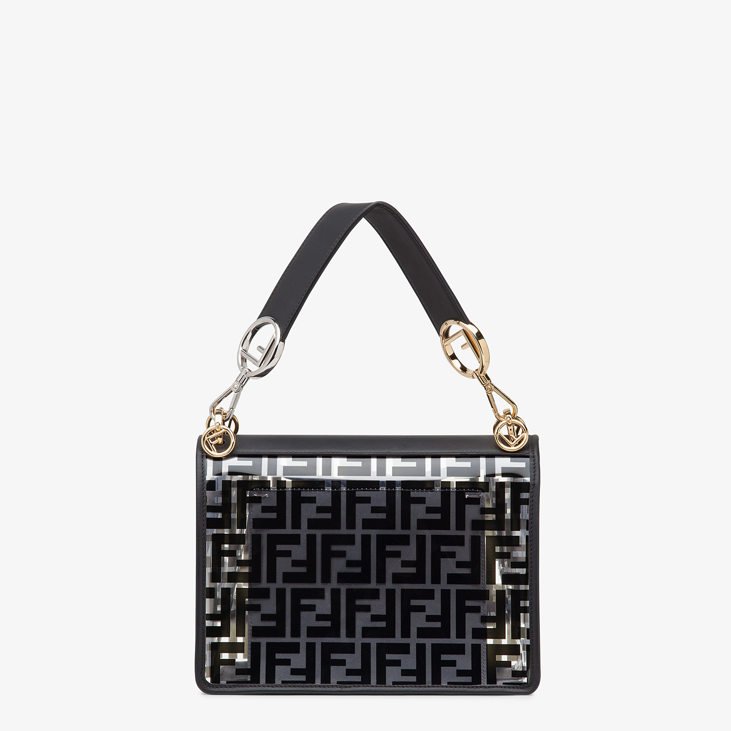 FENDI KAN I F - Bag in PU - view 4 detail