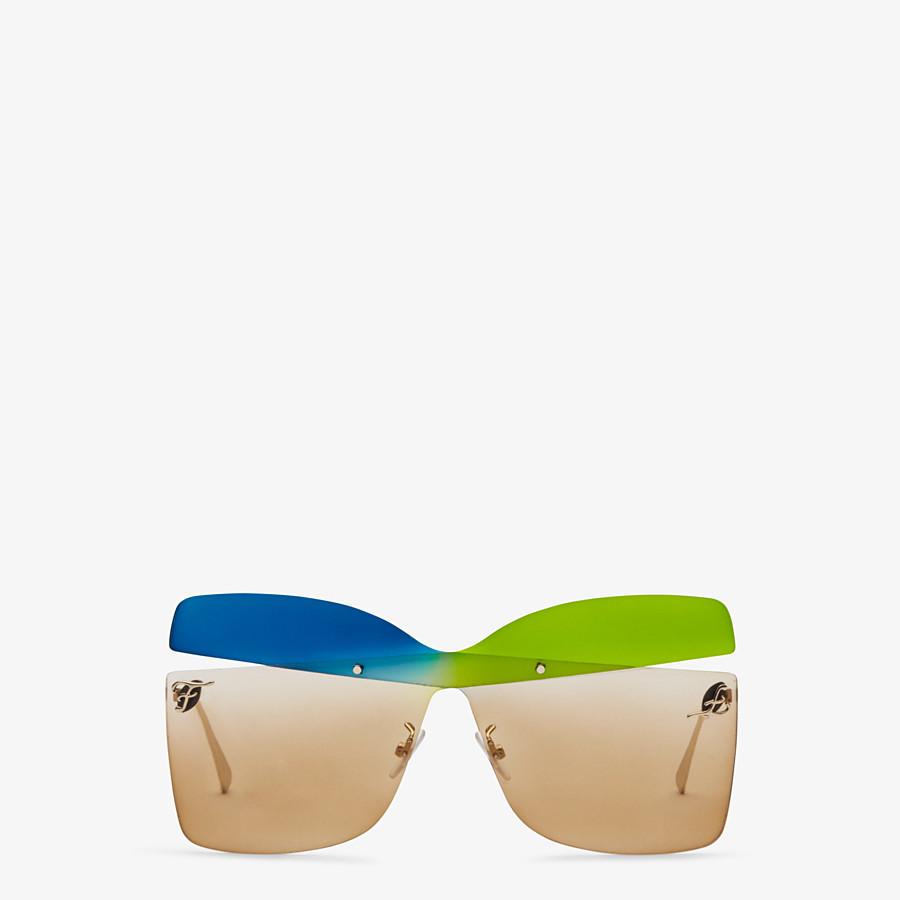 FENDI KARLIGRAPHY - Fashion Show Sunglasses - view 1 detail