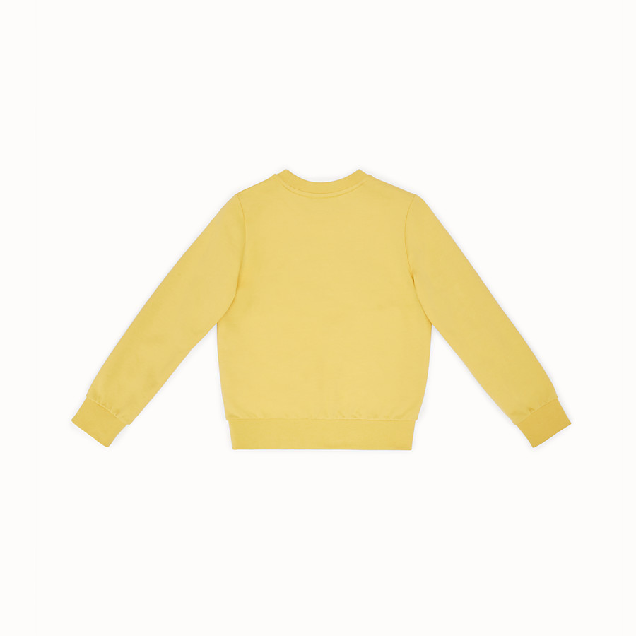 FENDI SWEATSHIRT - Jersey sweatshirt with print - view 2 detail