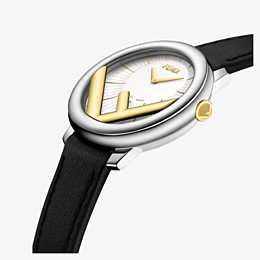 FENDI RUN AWAY - 28 mm - Watch with F is Fendi logo - view 3 thumbnail