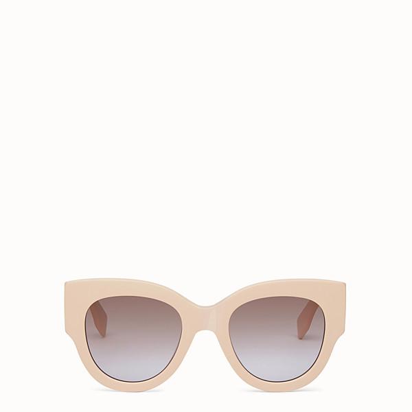 FENDI FENDI FACETS - Occhiale da sole rosa - vista 1 thumbnail piccola