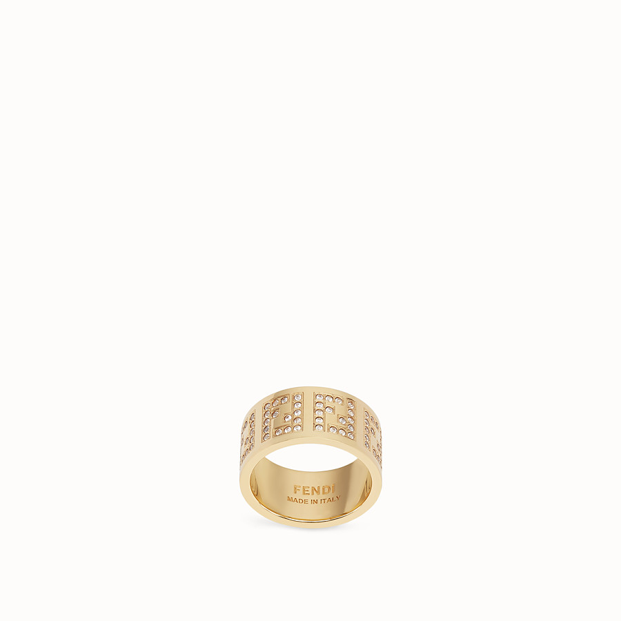 FENDI FF RING - Ring Goldfarben - view 1 detail