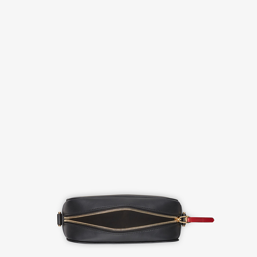 FENDI CAMERA CASE - Multicolour leather bag - view 4 detail