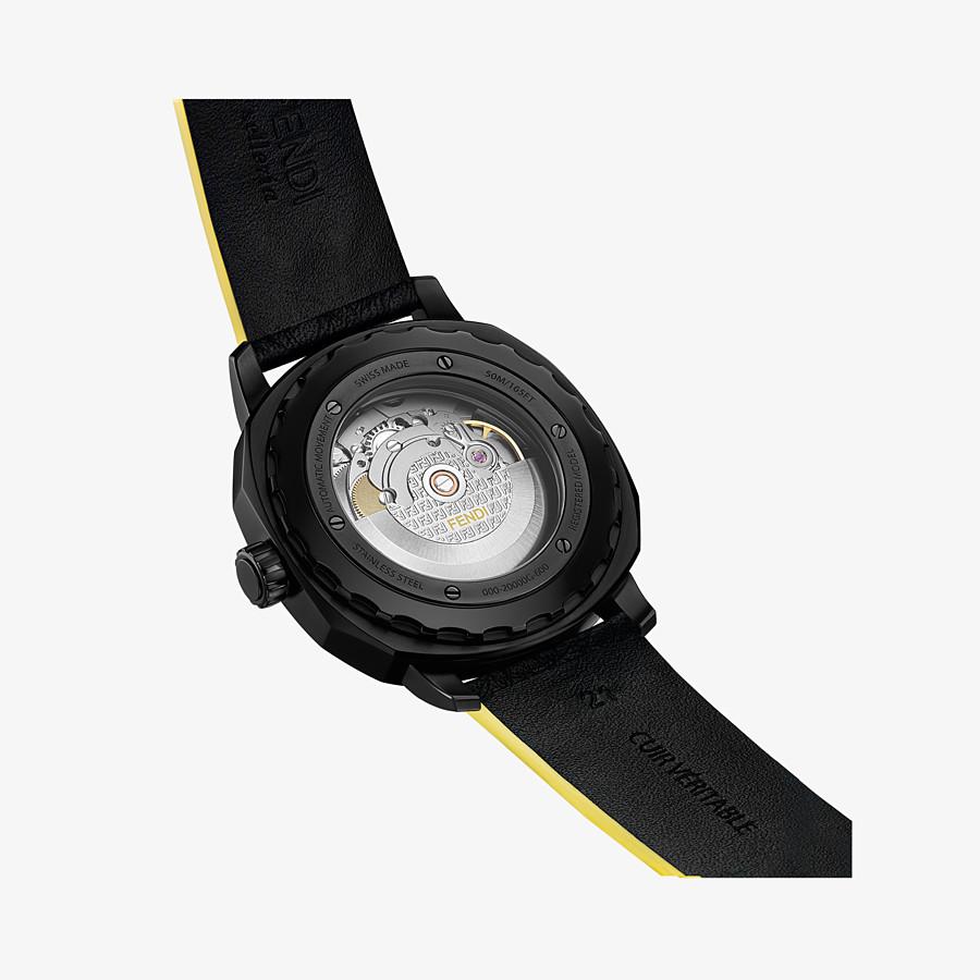 FENDI SELLERIA - Automatic watch with interchangeable strap/bracelet - view 3 detail