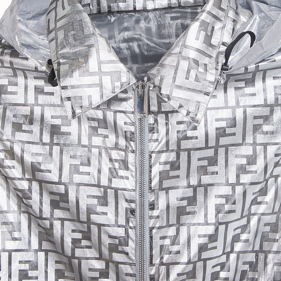 FENDI WINDBREAKER - Fendi Prints On nylon jacket - view 3 detail