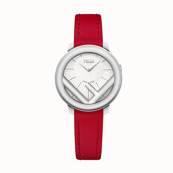 FENDI RUNAWAY - 28 mm - Watch with F is Fendi logo - view 1 small thumbnail