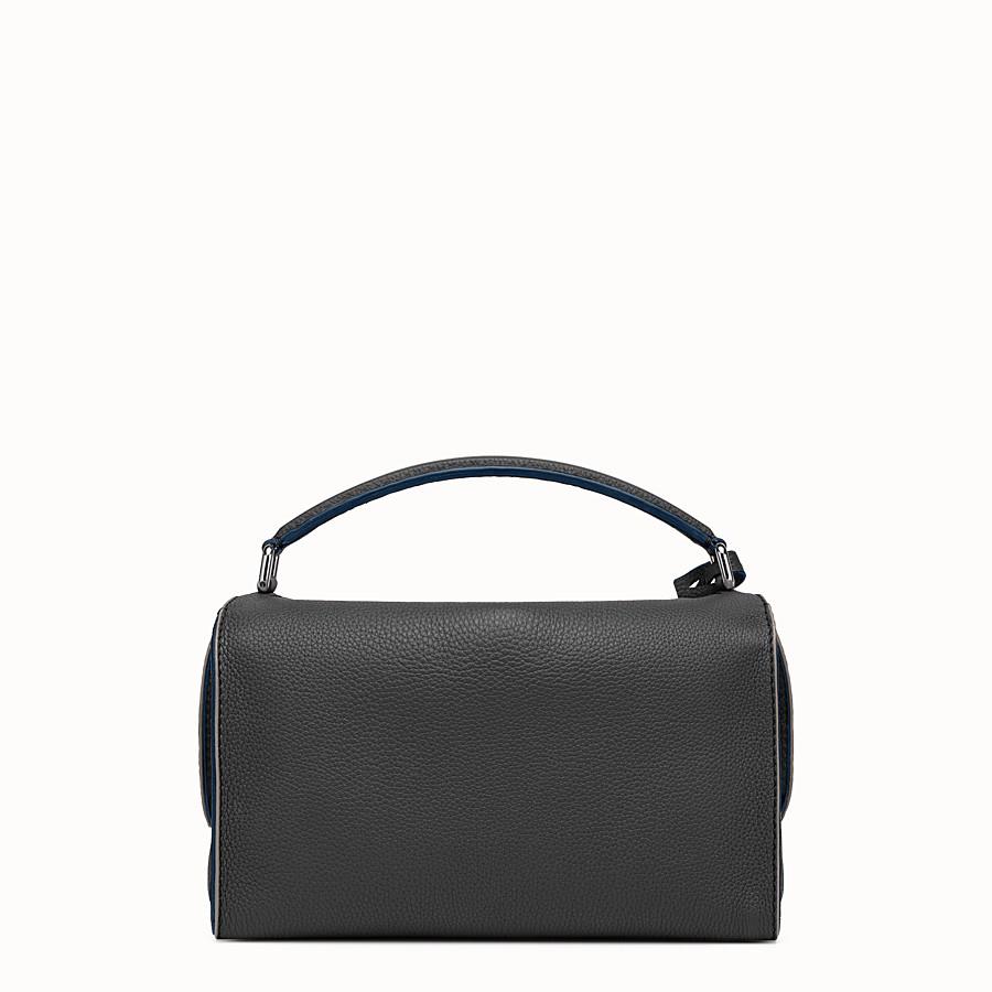 1e9a4f1ed10d gray Roman leather Boston bag - LEI SELLERIA BAG