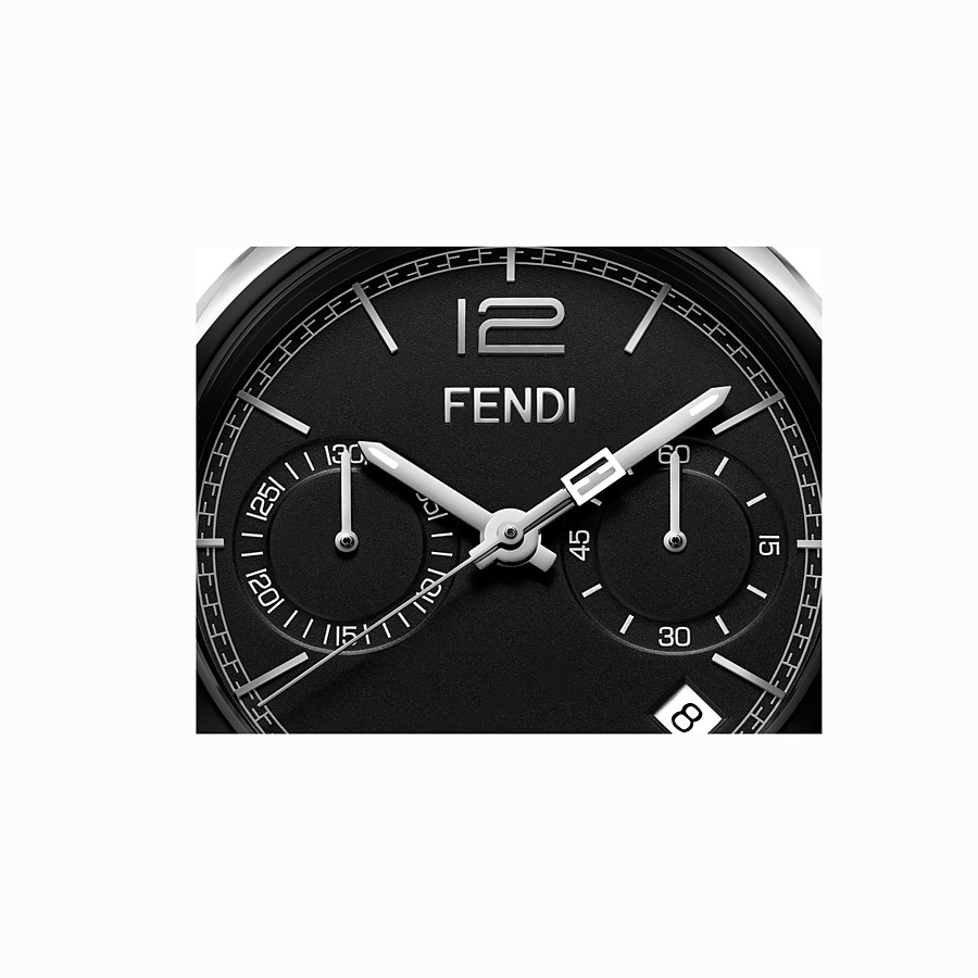 FENDI MOMENTO FENDI - 40 mm - Chronograph mit Metallarmband - view 3 detail