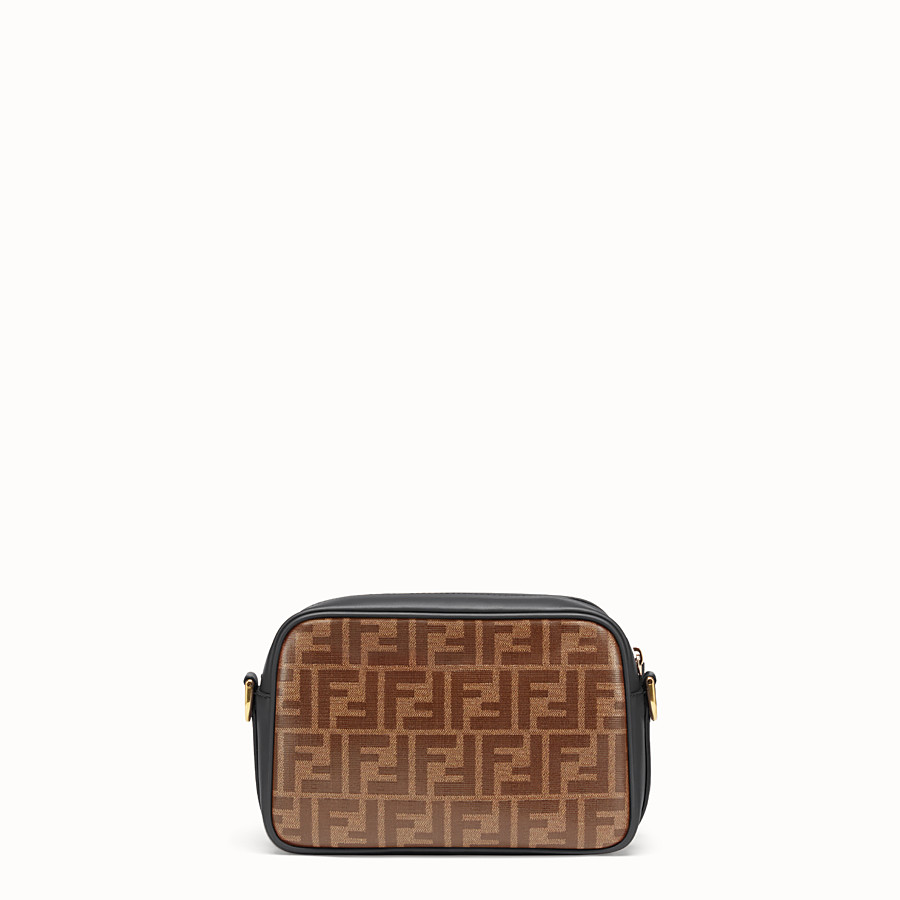 FENDI CAMERA CASE - Tasche aus Stoff in Braun - view 4 detail