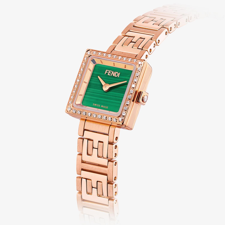 FENDI FOREVER FENDI - 16mm – Watch with FF logo bracelet - view 2 detail