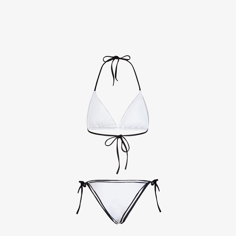 FENDI BIKINI - Fendi Roma Joshua Vides Lycra® bikini - view 2 detail