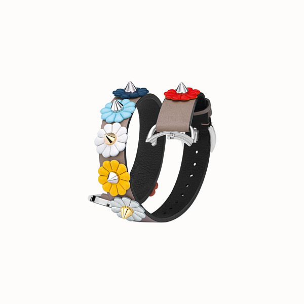 FENDI SELLERIA STRAP YOU - Interchangeable double tour strap - view 1 small thumbnail